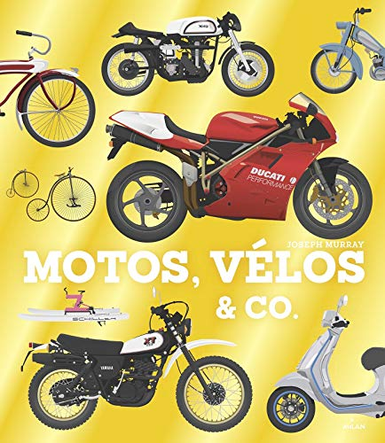 MOTOS, VÉLOS & CO.